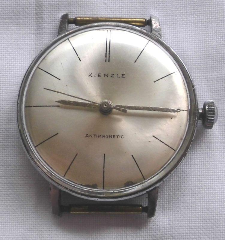alte herren armbanduhr vintage marke kienzle antimagnetic um 1960 gebraucht kaufen bei. Black Bedroom Furniture Sets. Home Design Ideas