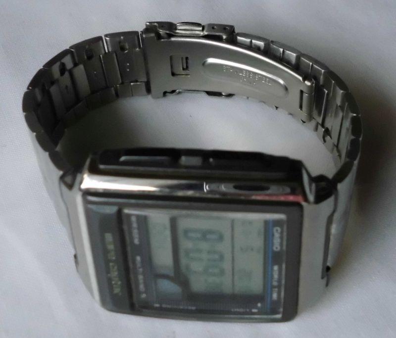 Schöne Herren Armbanduhr Marke Glashütte Spezimatic Mit
